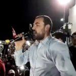 Le leader du mouvement de contestation dans le Rif Nasser Zefzafi. D. R.