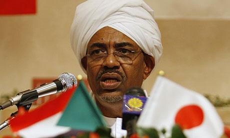 Omar Al-Bachir, le chef de l'Etat soudanais. D. R.