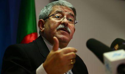 Belabes désigné chef du groupe parlementaire du RND