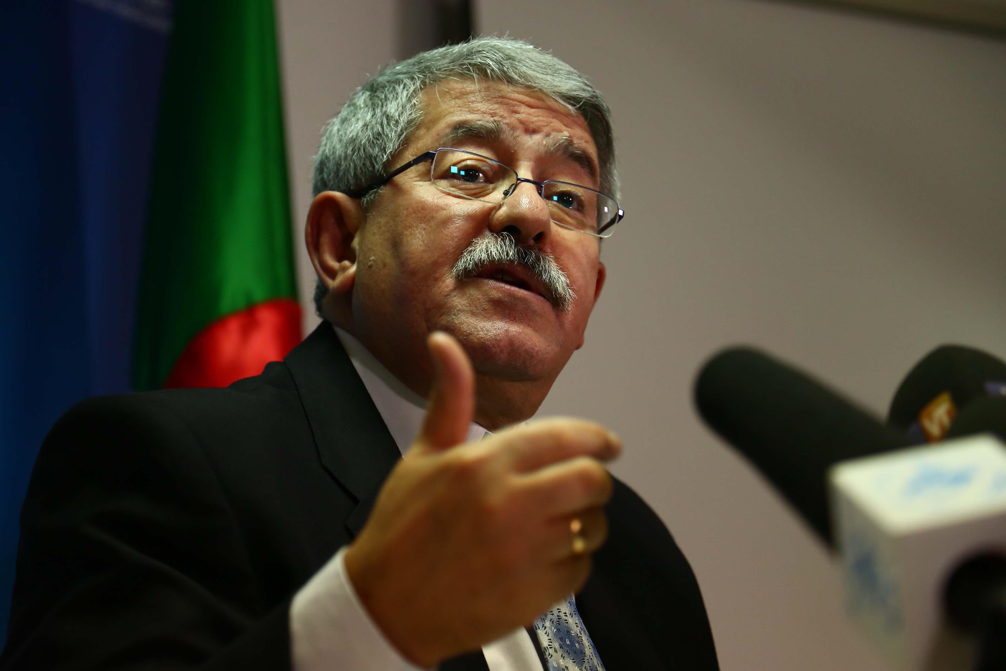 Ouyahia a instruit ses députés de voter pour Saïd Bouhedja. New Press