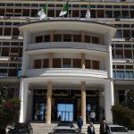 Le Palais du gouvernement. D. R.