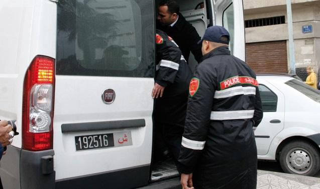 Police marocaine. D. R.