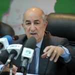 Abdelmadjid Tebboune. New Press