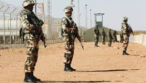 Les unités de l'ANP sont déterminées à préserver la sécurité du pays et à protéger les frontières nationales. D. R.
