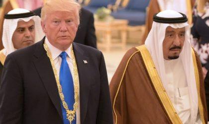 Trump touche l'argent du pétrole saoudien contre le maintien du régime wahhabite