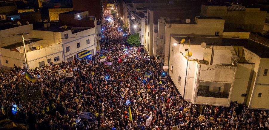 Rif Maroc révolte