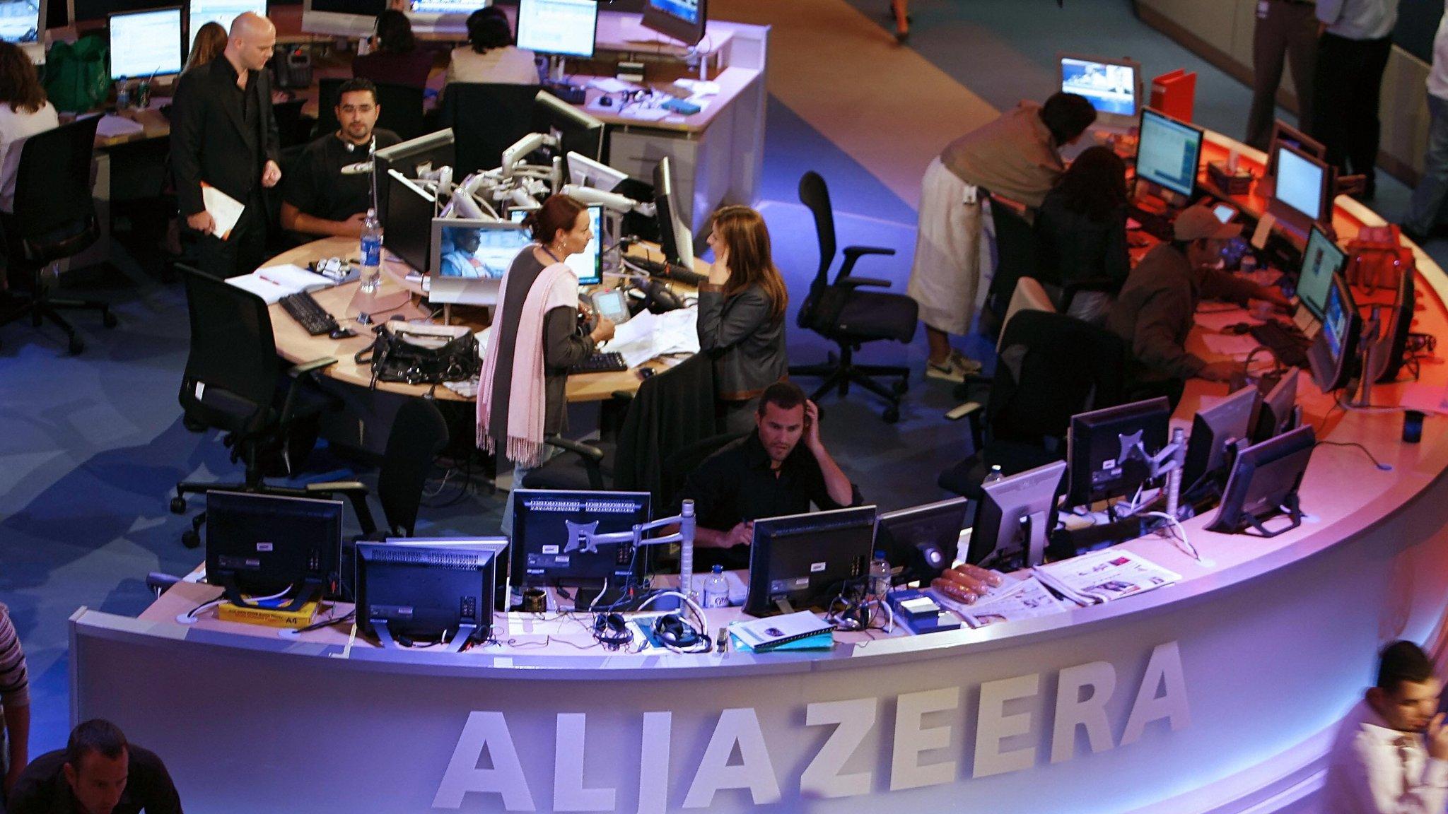 Al-Jazeera, Qatar, Golfe, propagande, Golfe, CCG