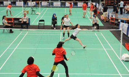 Badminton/Amine Zoubiri: «La qualification pour les JOJ est en bonne voie»