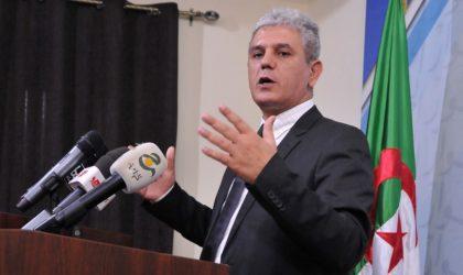 RCD : «Les actions énumérées par Tebboune sont difficilement réalisables»