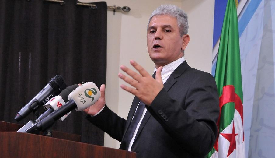 Belabbas, RCD, Tebboune, gouvernement
