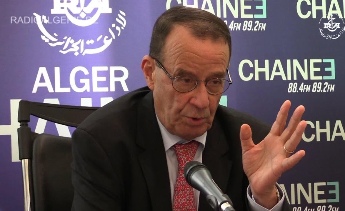 Zouaoui Benhamadi, président de l'Arav. D. R.