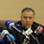 Abdelaziz Benali Cherif, porte-parole du MAE. New Press