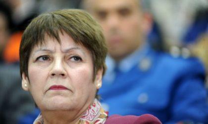 Accusations farfelues des conservateurs contre l'ex-ministre Nouria Benghebrit