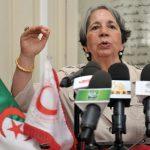 Saïda Benabyles, présidente du C-RA. New Press