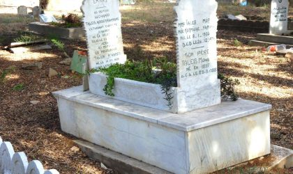 El-Alia : un cimetière à l'abandon ?