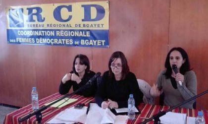 Les FDRCD dénoncent l'immobilisme du gouvernement Tebboune
