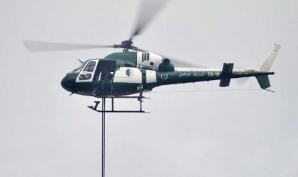 Un hélicoptère de la gendarmerie s'écrase : deux morts et un blessé