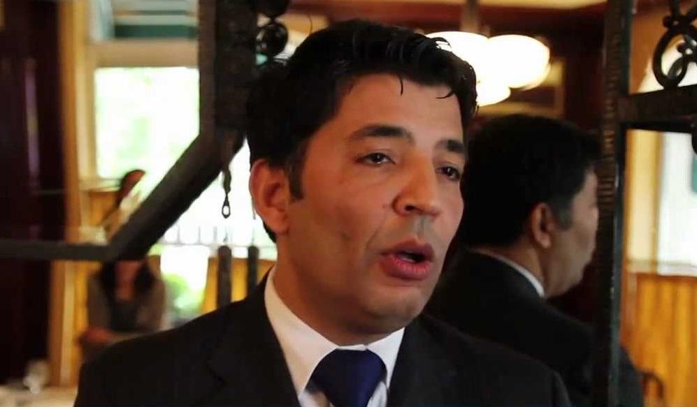 Hasni Abidi, directeur du Cermam. D. R.