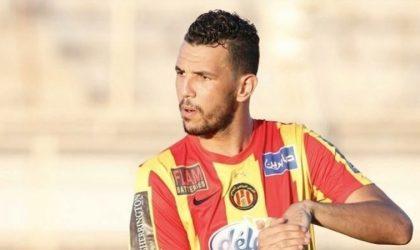 ES Tunis : le contrat de l'Algérien Belkaroui résilié