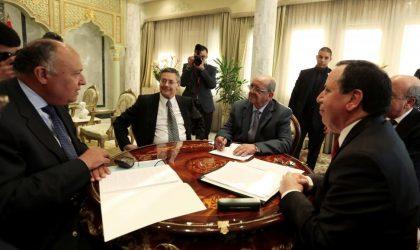 Alger, Le Caire et Tunis élaborent une liste des organisations terroristes libyennes