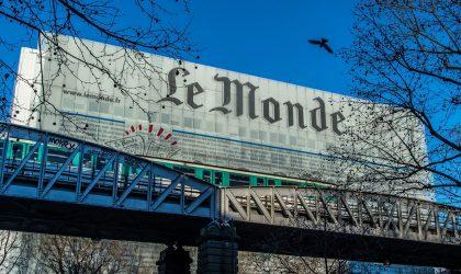 Le procès du président Bouteflika contre le journal français Le Monde fixé au 20 juin