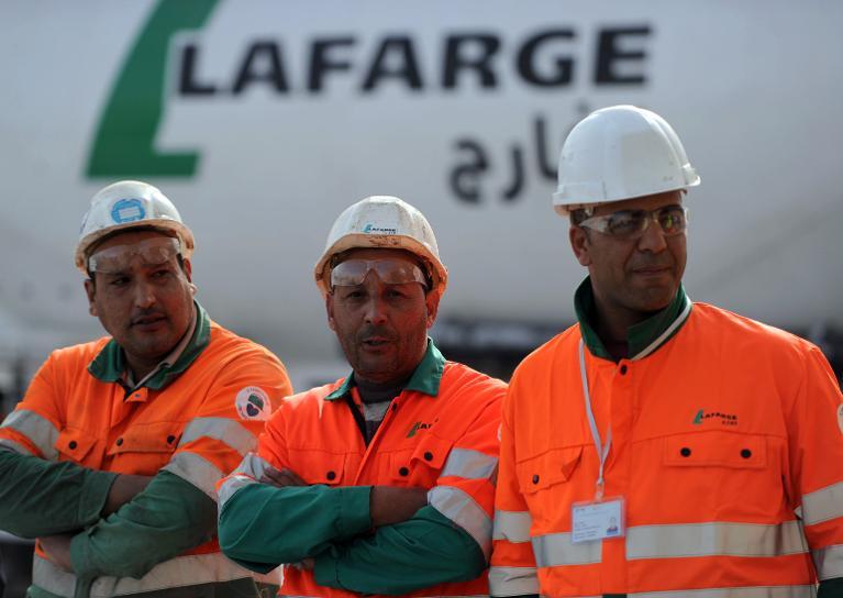 Lafarge exportera 50 000 tonnes dès le premier trimestre 2018 vers l'Afrique de l'Ouest. D. R.