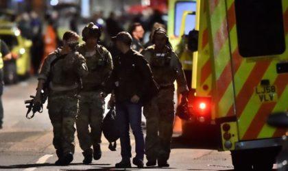 Double attaque terroriste à Londres : la ville quadrillée