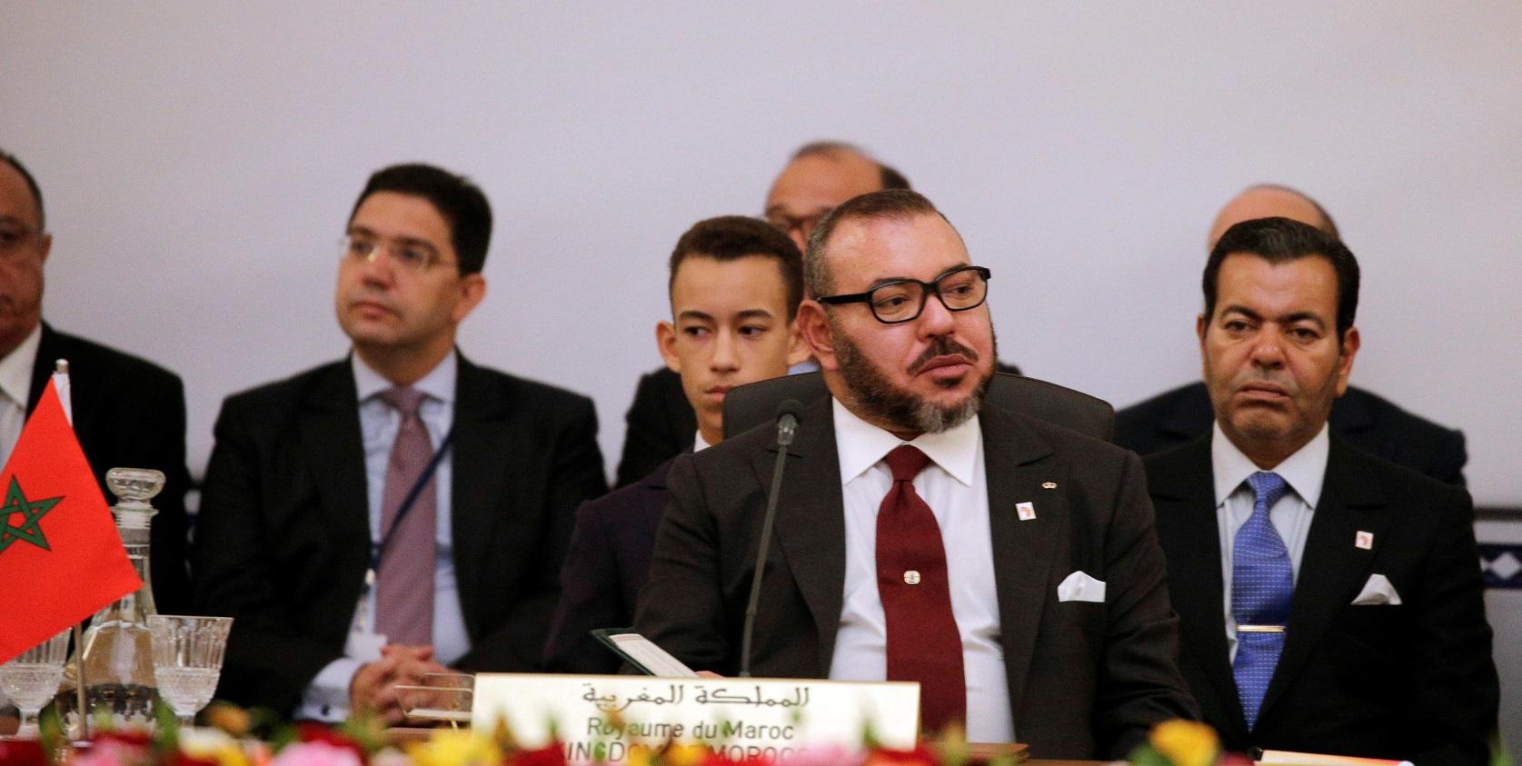 Mohammed VI, Maroc, Makhzen