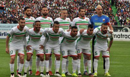 Coupe de la Confédération africaine (5e journée/Gr B): le MC Alger bat Platinium Stars 2-0