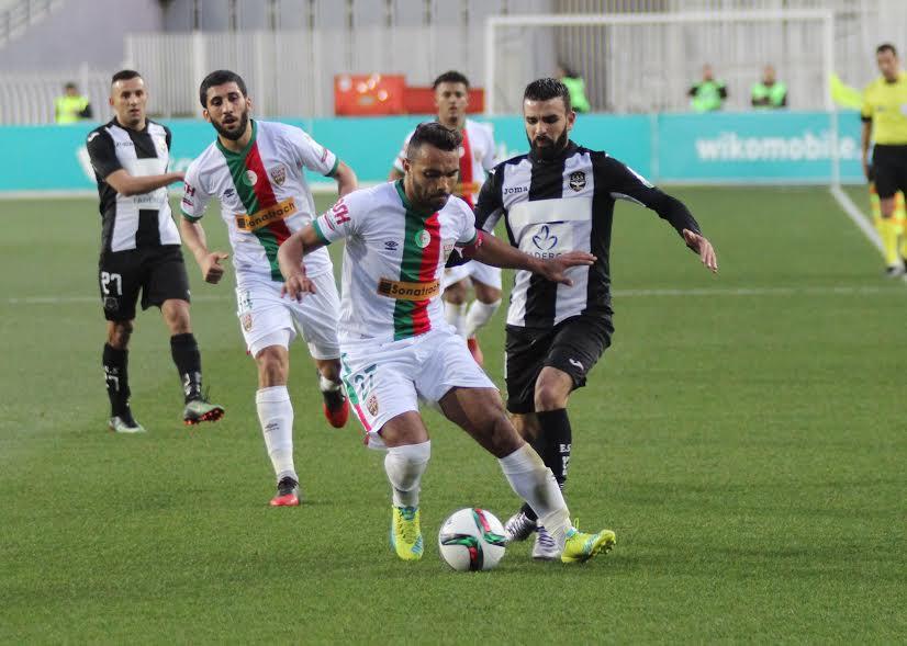 Coupe d'Algérie ESS MCA