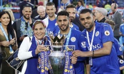 Riyad Mahrez signe pour 5 ans à Manchester City