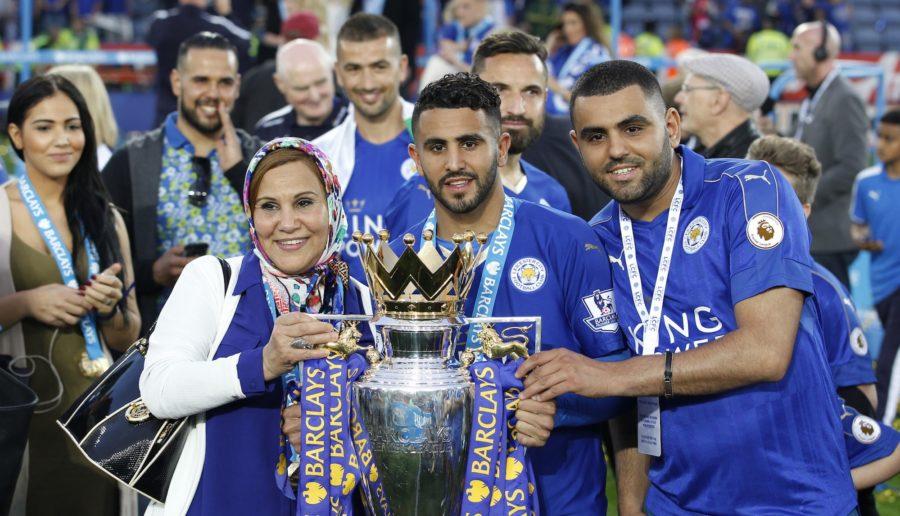 Riyad Mahrez, Leicester City, transfert, Manchester City