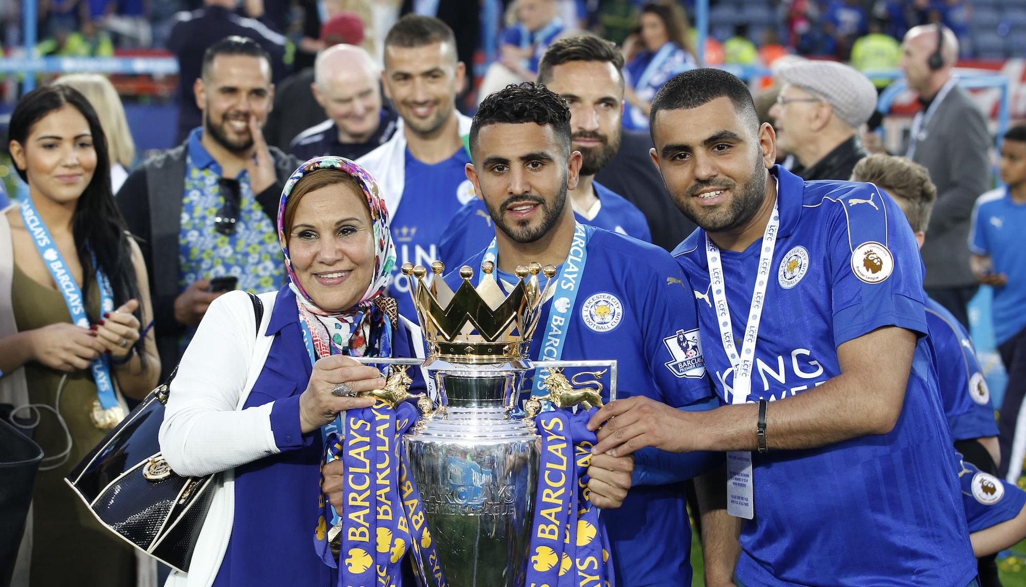 Riyad Mahrez, Premier League anglaise, Leicester City, Arsenal