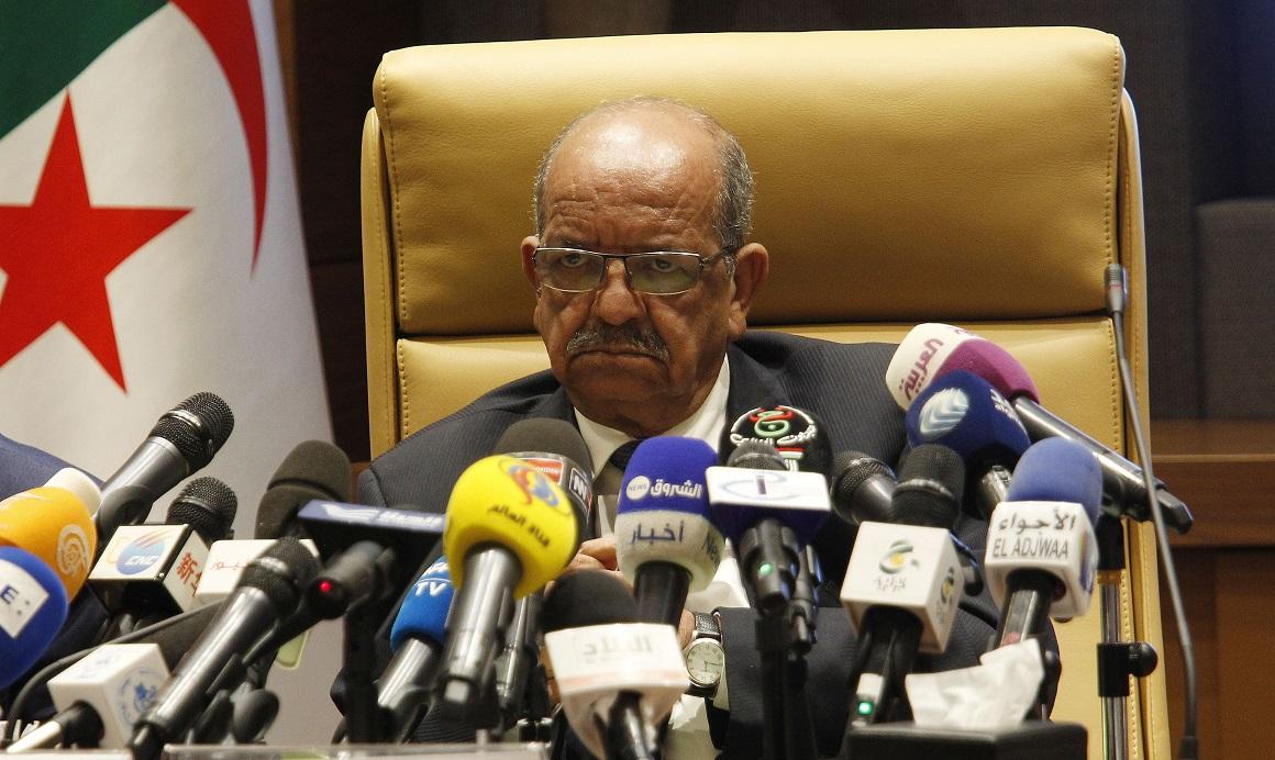 Messahel, Kampala, affaires étrangères