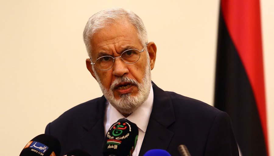 Libye GNA Riyad