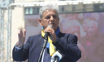 Mohcine Belabbas appelle à une «plus large mobilisation» en faveur de Cevital