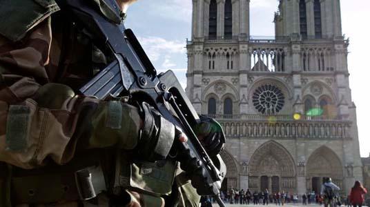 La France continue d'être la cible d'attentats terroristes. D. R