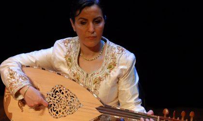 Beihdja Rahal enchante le public algérois avec son nouvel album «Nouba mezdj ghrib zidane»