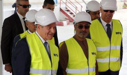 Rebrab rencontrera les élus APW et les parlementaires de Béjaïa