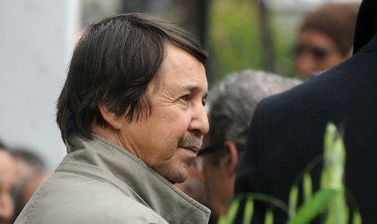 Saïd Bouteflika se démarque d'Ennahar et participe au sit-in de soutien à Boudjedra