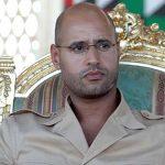 A peine amnistié, Saïf Al-Islam Kadhafi de nouveau recherché. D. R.