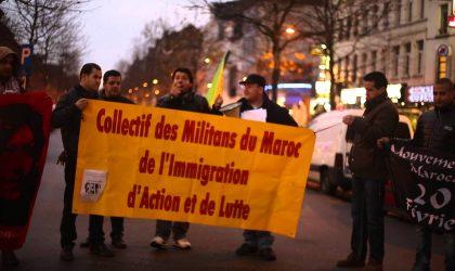 Les Marocains de Belgique : «Makhzen dégage !»