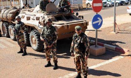 Gaïd Salah à Tamanrasset pour galvaniser les troupes