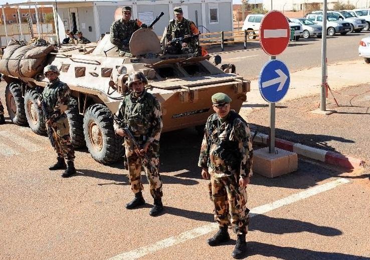 L'ANP joue un rôle important et vital dans la surveillance des frontières. D. R.