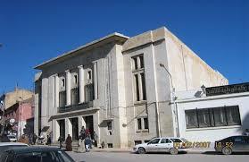 Le Théâtre régional de Souk-Ahras. D. R.