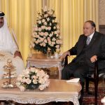 L'émir du Qatar a été reçu par le président Bouteflika à Alger en 2014. New Press