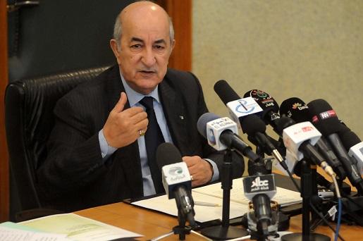 Tebboune compte adopter une démarche budgétaire rénovée. New Press