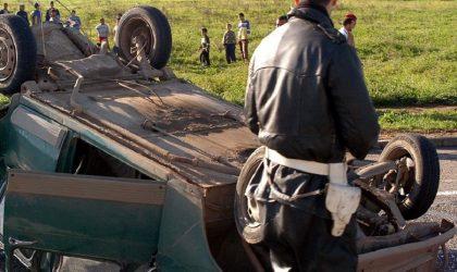 L'Algérie perd 100 milliards de dinars par an à cause des accidents de la route (Bedoui)