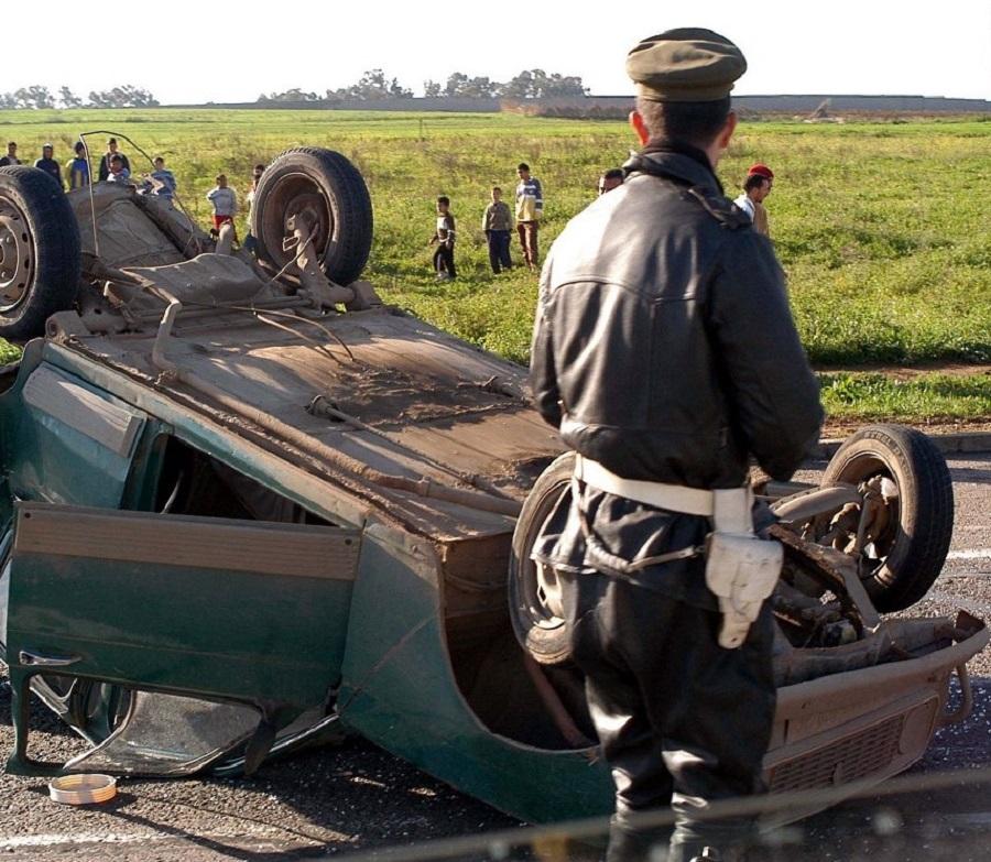 accidents de la route