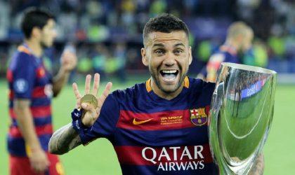 Dani Alves va quitter la Juventus Turin